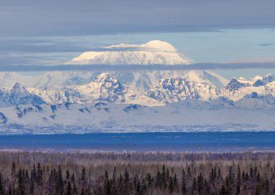 Mt Foraker in Authum