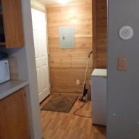Entry Hall & Refrigerator
